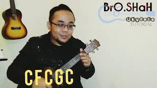 Rasa Sayang Hey - Ukulele Tutorial with BrO.SHaH (Malaysia Tutorial)