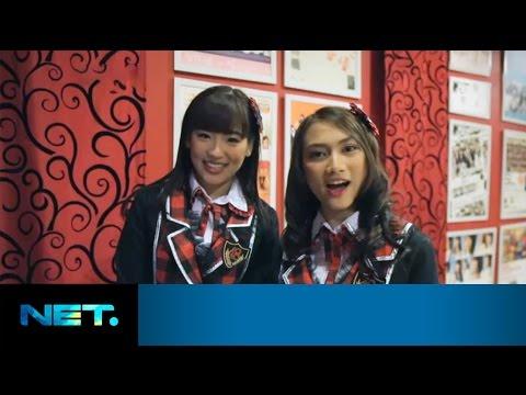 JKT48 Theater Jakarta Selatan  Weekend List  Marsya & Shinta Rosari  NetMediatama