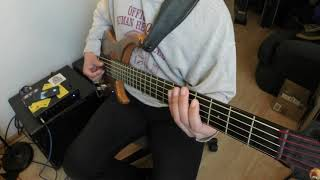 Pretty In Pink Bass Cover