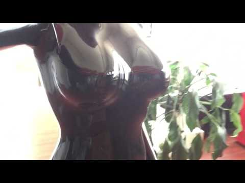 Girl in Latex under the Shower from YouTube · Duration:  2 minutes 16 seconds