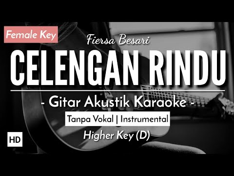 [karaoke]-celengan-rindu---fiersa-besari-(gitar-akustik)-(lirik)