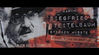 Ur-Vorführung des Spielfilms: Warum Siegfried Teitelbaum sterben musste