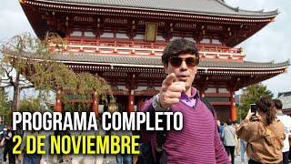 Cinescape 2 de noviembre (programa completo)