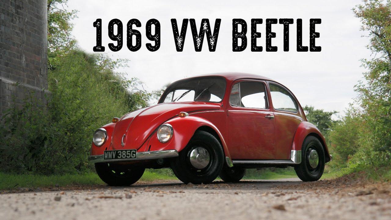 Perspective | 1969 Volkswagen Beetle VW 1300 - YouTube