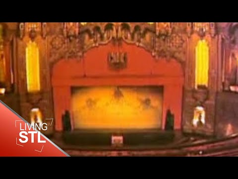 Ketc Living St Louis Fox Theatre Youtube