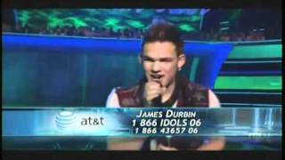 American Idol: James Durbin - Paul McCartney - Maybe I