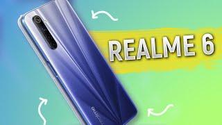 Смартфон Realme 6. Лучший Бюджетный Телефон в 2020