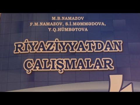 4-cü sinif Namazov. Səh 34