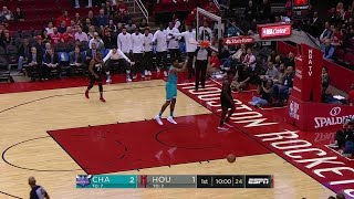 1st Quarter, One Box Video: Houston Rockets vs. Charlotte Hornets