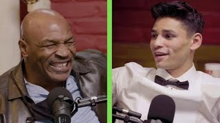 Mike Tyson Paved tнe way for Ryan Garcia | Hotboxin with Mike Tyson