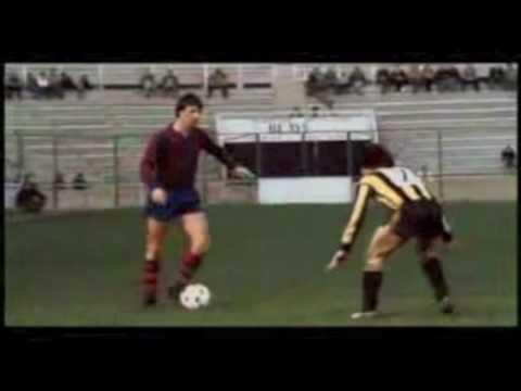 Johan Cruyff dribbling compilation