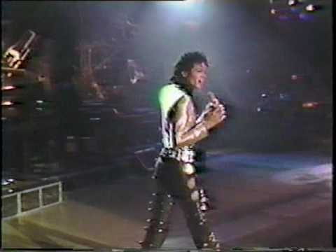 Michael Jackson - Heartbreak Hotel (Live @ Brisbane 1987) HQ
