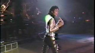Michael Jackson - Heartbreak Hotel (Live @ Brisbane 1987) HQ