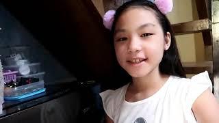 AUREA CAN'T SAY NO CHALLENGE SA BAHAY   Pasan Ko ang Daigdig!! Part 1   Aurea & Alexa