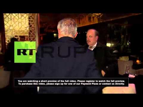 Russia: Cyprus finance minister refuses to comment on country in crisis