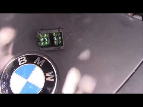 Vectra B Xenon Wiring Diagram Rheem Ac Capacitor E46 Glow Plug Relay And Fuse Simple Diagnose Youtube 2 27