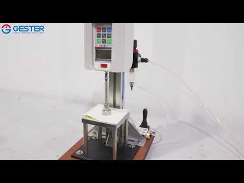 Digital Pneumatic Stiffness Tester Test Method