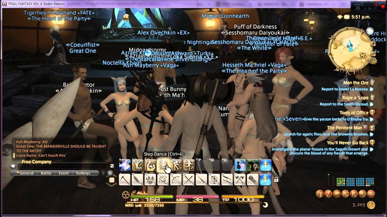 Nude 14 final fantasy FINAL FANTASY