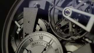 Breguet Tradition 7047 PT with fusee tourbillon