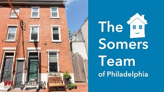 Elfreth's Alley-esque | 730 N Bodine St | The Somers Team