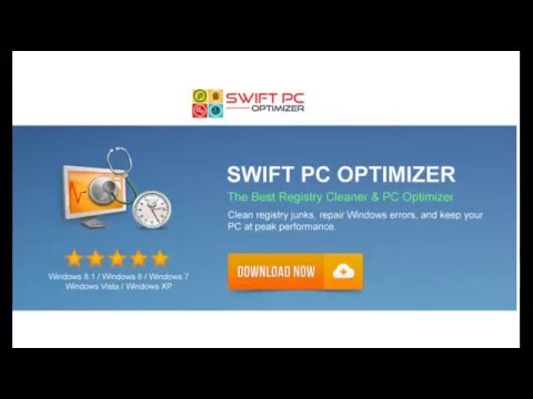 Free PC Optimizer | Best PC Optimizer |  PC Speed Booster -Swift PC Optimizer