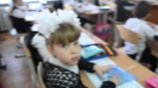Козинкина Г.И.,урок письма, 1 класс, ИКЦ МБОУ СОШ 7 Георгиевск