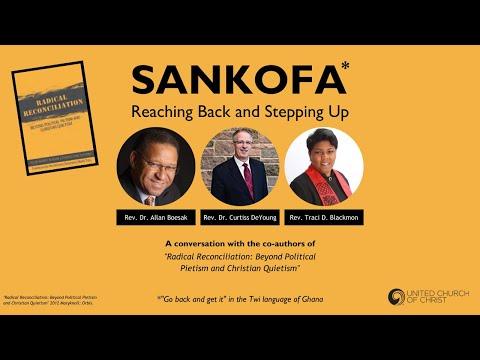 SANKOFA: Reaching Back & Stepping Up