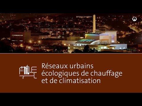 Veolia Marchés et solutions | Réseaux urbains écologiques chauffage et froid