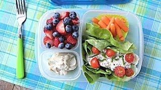 Правильное спортивное питание на весь день. Сжигаем жир.