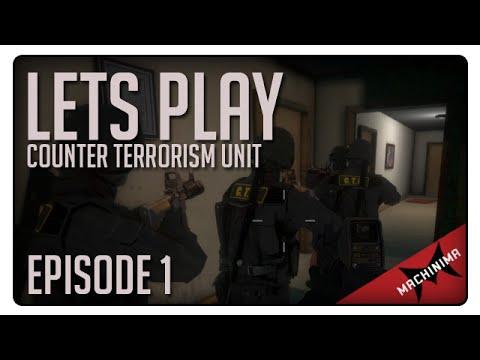 CTU: Counter Terrorism Unit - Team Killing #1 (HD 1080p 60 FPS) |