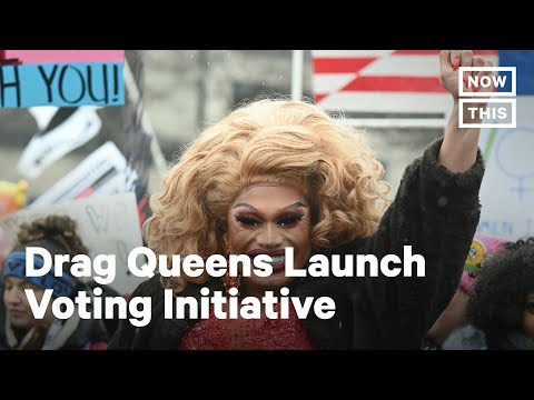 'Drag Out the Vote' Mobilizes Voters Ahead of Election Day | NowThis