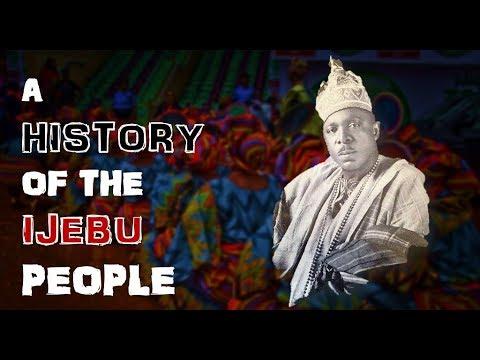 Download History of the Ijebu People