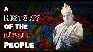 History of the Ijebu People