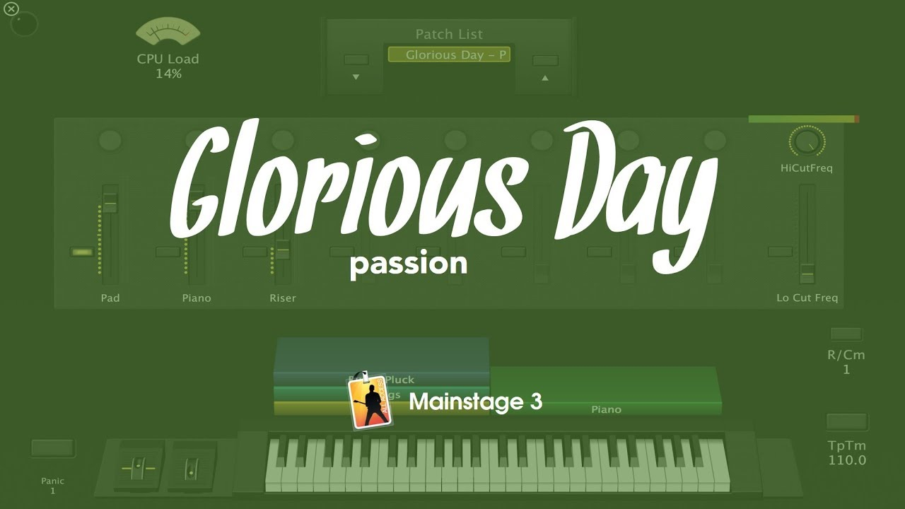 Glorioso Día / Glorious Day - Passion // Mainstage 3
