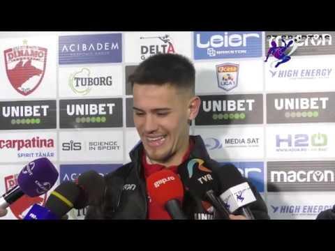 """Ricardo Grigore:""""Împreună Cu Suporterii Sper Să Salvăm Dinamo"""" Declarații După Dinamo - Astra 2-0"""