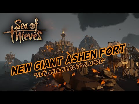 New Ashen Fort | Sea of Thieves thumbnail