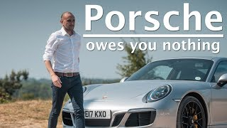 """Porsche Owes You Nothing!"" Says Alex Goy - Carfection"