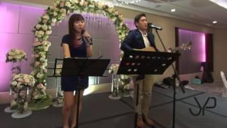 2pcs Wedding Band: Like I'm Gonna Lose You by Meghan Trainor Feat. John Legend