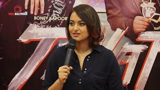 Let's Celebrate Song Launch | Sonakshi Sinha | Imran Khan | Sanjay Kapoor | Tevar