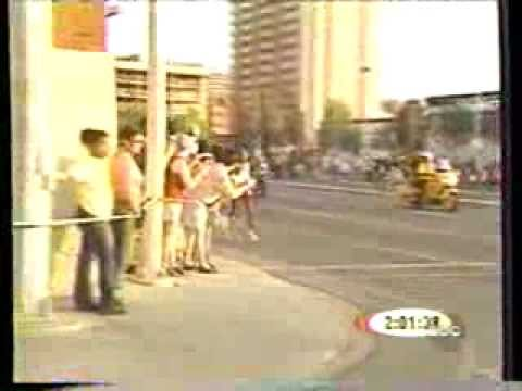 2001 IAAF World Championships Men's Marathon