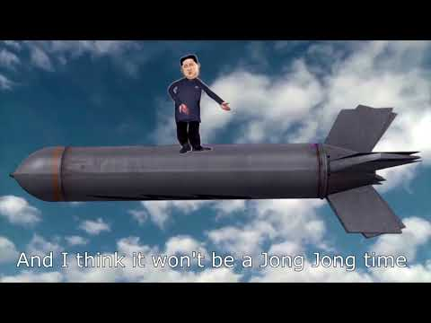 Rocketman (A Kim Jong Un parody)