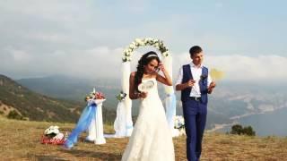 Волшебная свадьба для двоих,  Антон и Лиза, 23 августа.