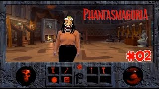 Phantasmagoria (1995) - #02 (GAMEPLAY AO VIVO)