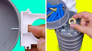 28 WOW HACKS FOR REPAIR AND HOME DESIGN by 5-minute crafts MEN