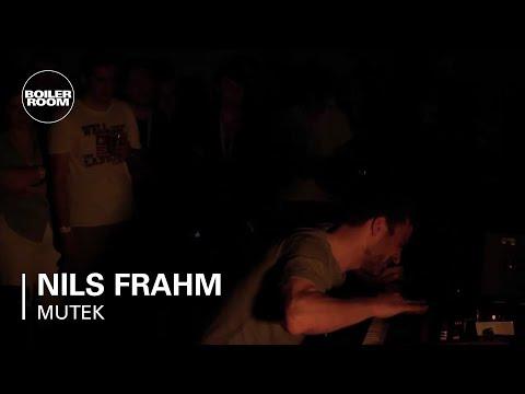 Nils Frahm Boiler Room x Red Bull Music Academy LIVE Show @ Mutek