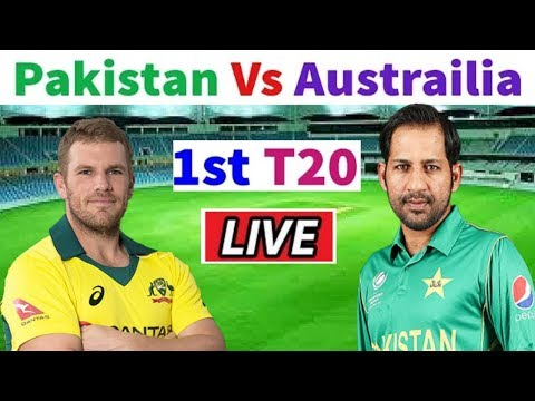 T20 Live 2018 || Pakistan Vs Australia 1st T20 | PTV Sports Live Streaming Cricket Match Pak vs Aus