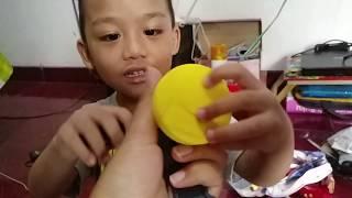 REVIEW MAINAN BATARANG BATMAN dari HAPPY MEALS INDONESIA