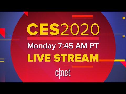 CES 2020 Livestream: