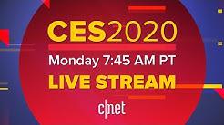 CES 2020 Livestream: Tech press conferences and more