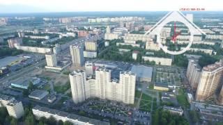 Проспект просвещения, Видео с высоты, Санкт-Петербург, Недвижимость,(, 2016-06-10T12:41:45.000Z)